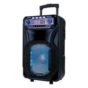 Amplificadores profissionais para shopping