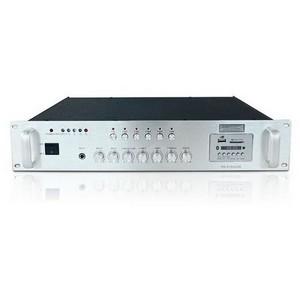 Amplificador com equalizador