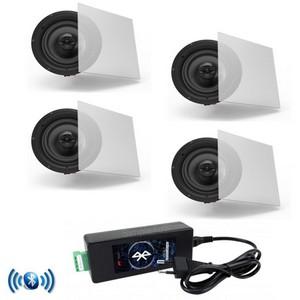 Projeto de amplificador de som para indústrias